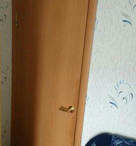 Двери б/ у межкомнатные