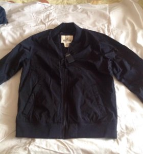 Куртка-бомбер Hollister