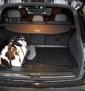 Коврик багажника оригинальный Porsche cayenne 958