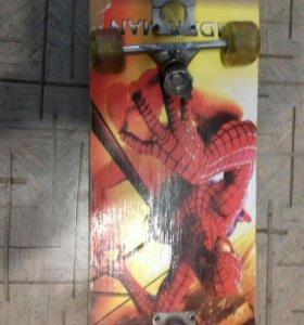 Скейт на запчасти