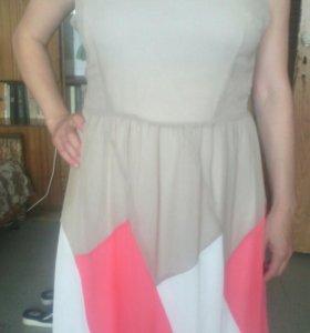 Платье легкое нарядное