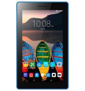 Новый запечатанный планшет Lenovo TB3-710i 8 Гб 3G