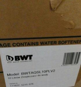 Умягчитель воды новый