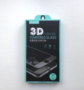 Плотная 3D плёнка для iPhone 6 (6s)
