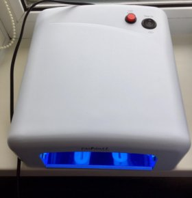 Уф-лампа Runail 36 W