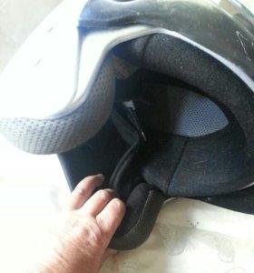 шлем для мотоцикла скутера