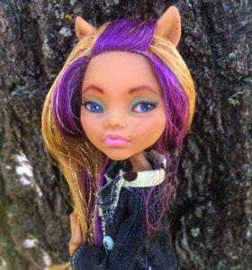 OOAK куклы Monster High Клодин 13 Wishes