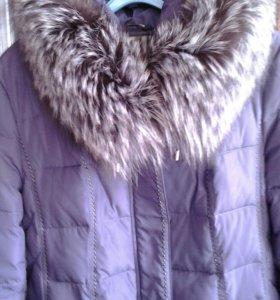 Пальто болоневое