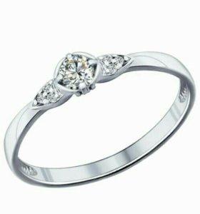 Кольцо(серебро)