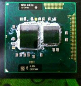 Процесор Core i3 350m кор i3 350м для ноута 2,26