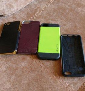 Чехлы и накладки iPhone 5