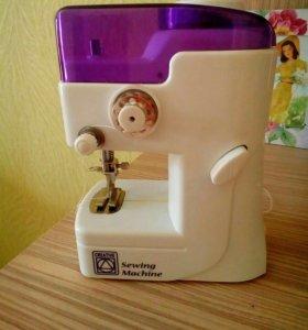 Детская машинка швейная