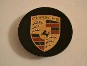 Колпачок на диск Порше Porsche 75 мм