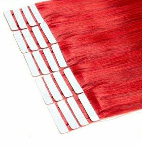 Ленты для наращивания из натуральных волос.