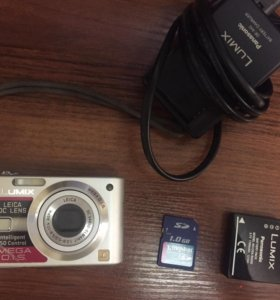 Фотоаппарат Panasonic DMC-FX10