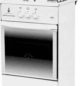 Двухкомфорочная газовая плита