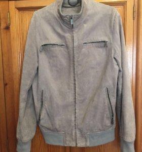 Куртка мужская Oodji (натур. замша)