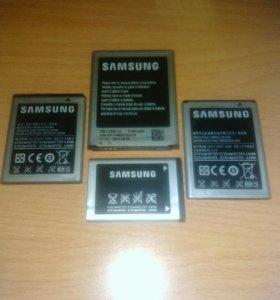 Samsung аккумуляторы