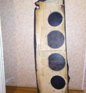 Полка деревянная ВАЗ 2115/ВАЗ 21099
