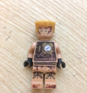 Лего LEGO минифигурка Зэйна из Ninjago
