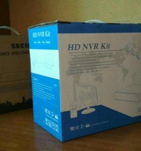 Комплект AHD системы видеонаблюдения
