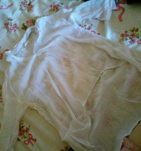 Легкая рубашка