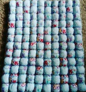 Одеяло бомбон 100*120