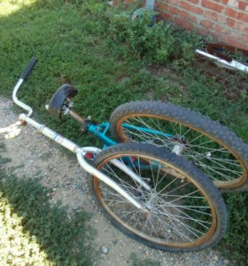 Велосепед складной