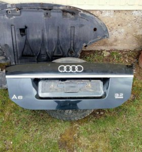 Крышка багажника Ауди А6 С6