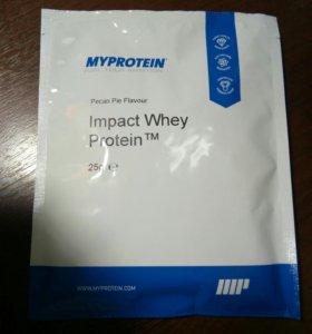 Пакет протеина