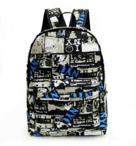 Рюкзак NYC синий