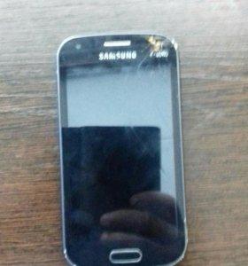 Продам телефон SAMSUNG GS7562