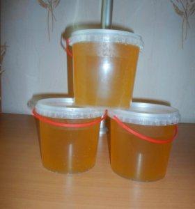 очень вкусный Мёд с Аларского района