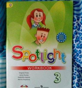 Рабочая тетрадь английский в фокусе spotlight