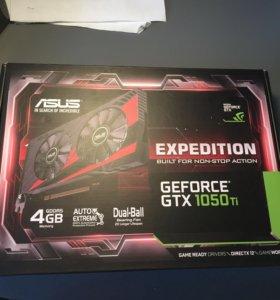 Asus Nvidia GEFORCE GTX1050ti(4GB)