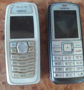 Nokia 6070 и 3120