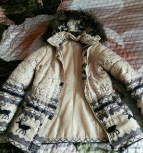 Куртка жен. поздняя осень/зима