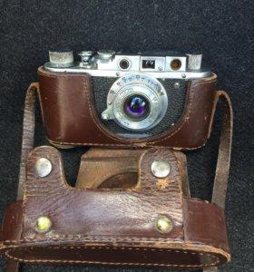 Фотоаппарат фед, старой ссср - Ровской  марки