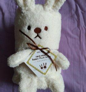 """Одеяло """"Кролик"""" из флиса"""