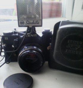 Фотоаппарат зенит-11, рабочий