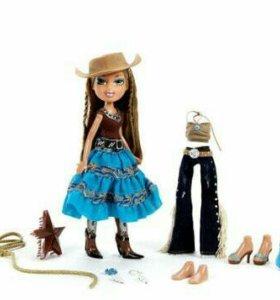Кукла Брац Bratz Rodeo Yasmin
