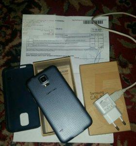 Samsung Galaxy S5( идеальное состояние)