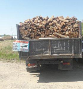 Продаю дрова тяжелой породы , и легкой породы