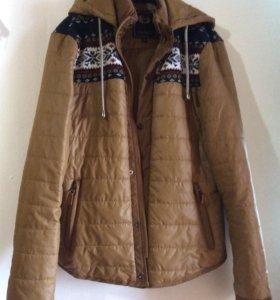 куртка подросткова