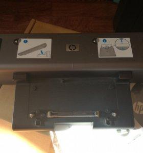 Док станция для ноутбуков HP новая