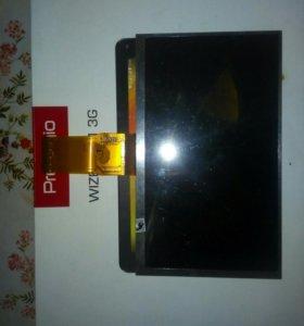 Дисплей для Explay Hit (50pin 163x97x2,8мм)