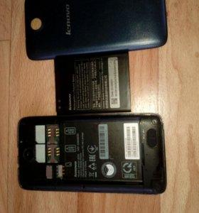 Телефон Lenovo A 526