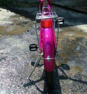 Велосипед колеса на 20д