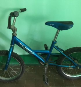 "велосипед ""Комета"""