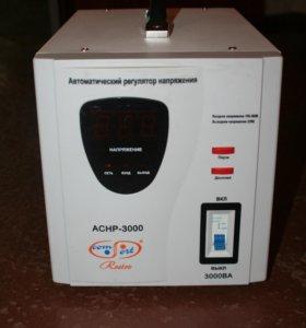 Стабилизатор напряжения Comfort ACHP-3000